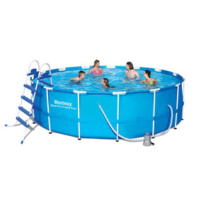 Steel Pro Frame Pool Set 457cm - Bestway