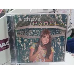 Cd Pamela A Chuva (2004) Lacrado Com Faixa Interativa
