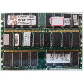 Memória 256mb / Ddr333 / Pc2700