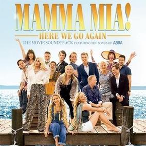 Cd Mamma Mia ! Here We Go Again-b.o.s Nuevo En Stock