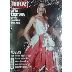 Revista Hola Moda Alta Costura Otoño-inverno 2018-2019 Super