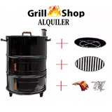 Alquiler - Cilindro Parrillero - Grill Shop - Super Precio!