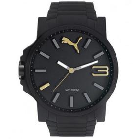 Relógio Masculino Puma 96294g0psnv1 Preto