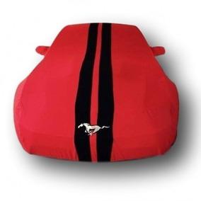Capa Carro Ford Mustang Medida Original Proteção Poeira Risc