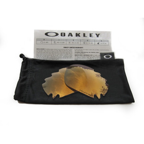 Micas De Reemplazo Para Oakley Racing Jacket Color Bronze