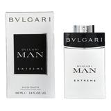 Perfume Importado Bulgari Man Extreme Intense 100 Ml Edp