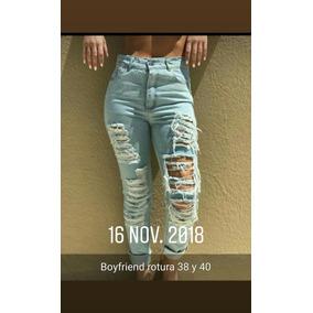 d56cc6d0ebb Jeans Rotos Mujer Boyfriend - Ropa y Accesorios en Bs.As. G.B.A. Sur ...