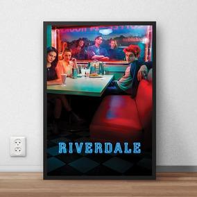 Quadro Riverdale - Pôster Com Moldura (20x30cm)