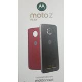 Moto Z Play (leia O Anúncio)
