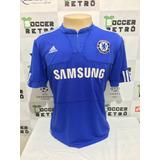 Camisa Do Chelsea Manga Longa Drogba no Mercado Livre Brasil d6cafe2e2b9b0