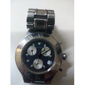 21 Chronoscaph Cartier Relógios