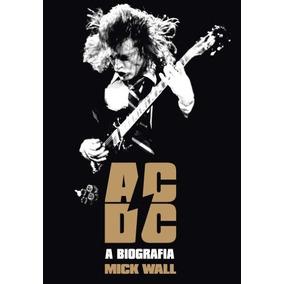 Livro Acdc Biografia