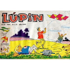 Revista Lúpin Nº 270 Año 1988