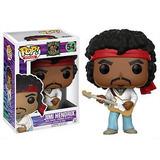Figura Funko Pop Jimi Hendrix