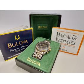 Relógio Bulova Marine Star Titânio