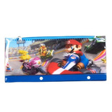 Mario Kart Wii Plastic Pencil Pouch