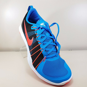 Tenis Nike Hombre Flex Train Azul Negro 831568