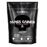 Mass Gainer Refil (3kg) - Black Skull