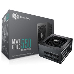 Fonte Gamer Mwe 550w 80 Plus Gold - Full Modular - Mpy-5501