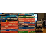 27 Colecovision Intellivision Game Cartridge Lot Donkey Kong
