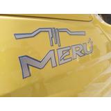 Kit 3 Calcomanias Toyota Meru Diseño Original