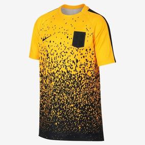 1094935dddb83 Camiseta Infantil Neymar 925003 Amarelo preto