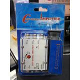 Amplificador Señal Catv 3 Salidas ,best Cable, Claro Y Otros
