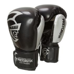 Luva De Boxe/muay Thai Pretorian Elite Training 12oz Preta