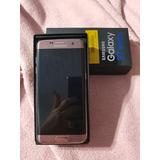 Galaxy S7 Edge Cor Rose