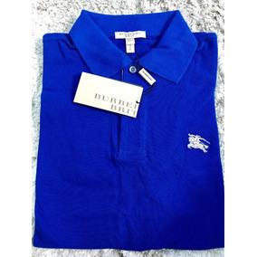 Camisas Gola Polo Burberry Masculina Tamanho P 16b9b5ca577ab