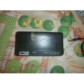 Switch 8 Puertos Advantek Networks