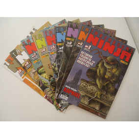Tartarugas Ninja #01 A #09
