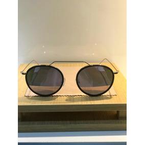 972faff32b1dc Oculos Redondo - Óculos De Sol Illesteva no Mercado Livre Brasil