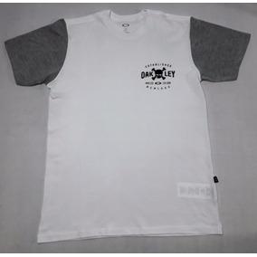 Camiseta Especial Oakley Mudskipper Kanui - Camisetas e Blusas Manga ... f8056b76279