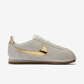 Tênis Nike Classic Cortez Edição Especial Dourado