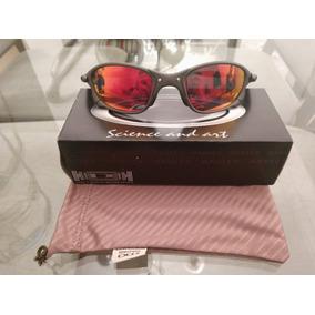 453708178b15c Lupa 24k Oakley De Sol Juliet - Óculos no Mercado Livre Brasil