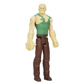 Boneco Sandman Marvel Original Hasbro 30cm Articulado