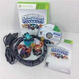 Juego + Figuras Skylanders Xbox 360