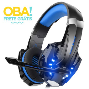 Fone De Ouvido Gamer Kotion Each G9000 Headset Led Ps4 E Pcs