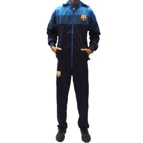 5bce04ec17 Agasalho Masculino Barcelona   Casaco   Blusão   Jaqueta