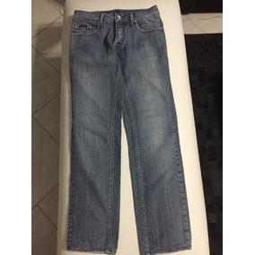 96d2e657d1f34 Calça Calvin Klein Usada - Calças Calvin Klein Calças Jeans, Usado ...