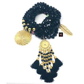 Semanarios Chapa Oro14k Atrapasueños Bisuteria Envio $200