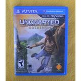 Uncharted Golden Abyss Psvita* Play Magic