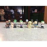 Funko Mystery Minis Dc Suicide Squad Lote 7 Minifiguras