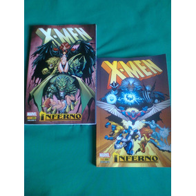 X-men : Inferno - Volumes 5 E 6 (panini)