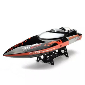 Lancha Wltoys Ft010 Higth Speed Racing Boat Brushed 2,4ghz