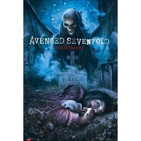 Poster Avenged Sevenfold Nightmare