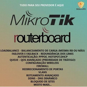Configuração Mikrotik Rb 750 E Rb 750gr3 - Pppoe, Qos E Vpn