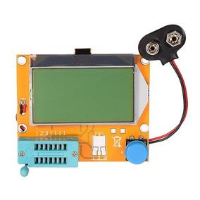 Testador De Componentes Eletrônicos Lcr-t4