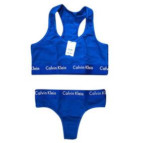 Conjuntos Calvin Kley - Moda Íntima e Lingerie no Mercado Livre Brasil d108576ea1